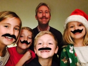 Kids love Mustaches.