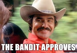 Even Burt Reynolds thinks this is a good idea...